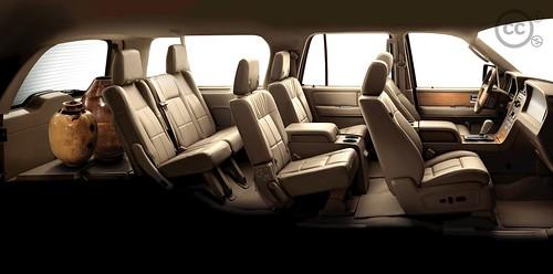2003+lincoln+navigator+interior