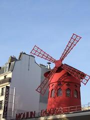 Moulin Rouge (cheesemonster) Tags: paris france frankreich ledefrance frankrijk francia rp    rgionparisienne parisregion redwindmill