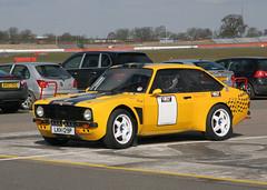 Escort with Cosworth lump