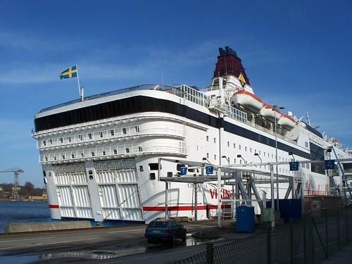 El barco...