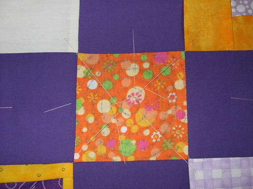 The Start of the Quilting Process