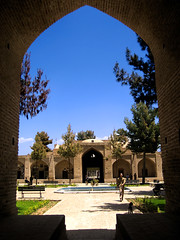 Take a Breake (Alizadeh100) Tags: old architecture architect gathering bulding khorasan  robat neyshabour abbasi nishabour caravanseray  neyshabur   nishapur     flickr:user=vathlu upcoming:event=616375