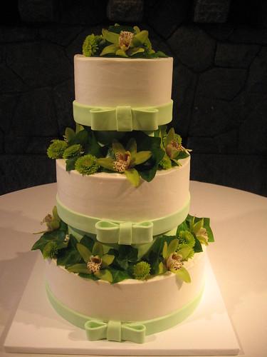 2500676006 708c44f82c 141 ideias de casamento verde e branco