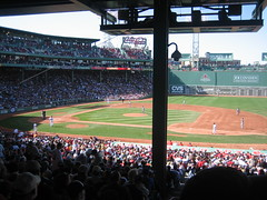 Fenway Park-- Boston, MA
