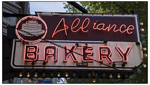 Alliance Bakery