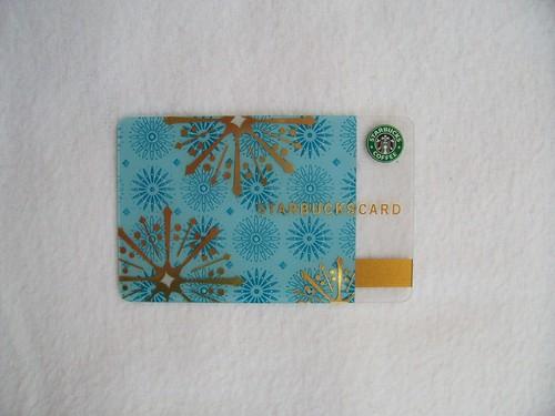 Blue Starbucks Bracelet, Before