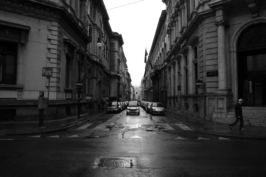 Turin - Street Scene