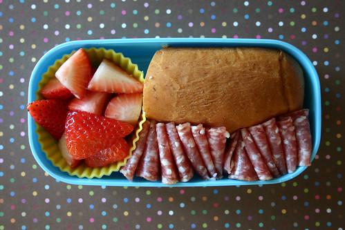 Preschooler Bento #23: June 6, 2008