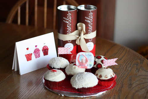 Sprinkles Red Velvet Birthday Gift