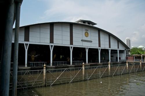 Royal barge national museum  Bangkok  Tripomizer Trip Planner