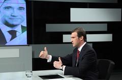 DEBATE ENTRE PEDRO PASSOS COELHO E JOSÉ SOCRATES