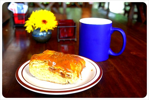 stellas bakery Dulce de leche strudel