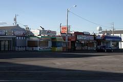 Closed Seafood Bars