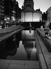Catedral reflejada
