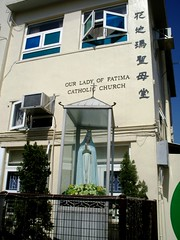 Chinese church of fatima?
