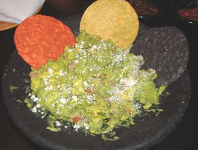El Torito Grill - Tableside Guacamole