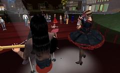 Lovespirals Second Life Show