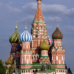 Moscow: St. Basile's Cathedral
