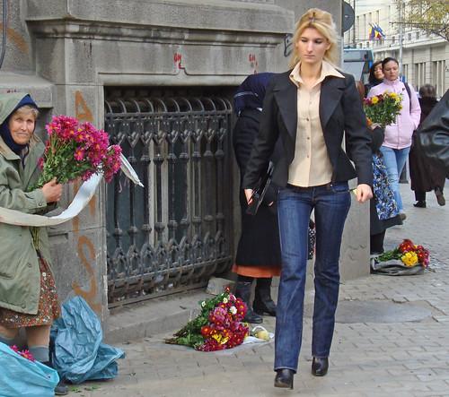 Bucarest streets november-11d1