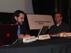 Ian and Eric (alist) Tags: game mit talk videogames speaker videogame ianbogost studies academic bogost comparativemediastudies klopfer cmsmit ericklopfer