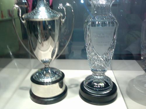 Trofeos del Sony Ericsson Championship