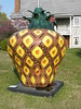 A PineApple welcomes visitors to W…