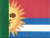 Bandera de la ciudad de Hernando
