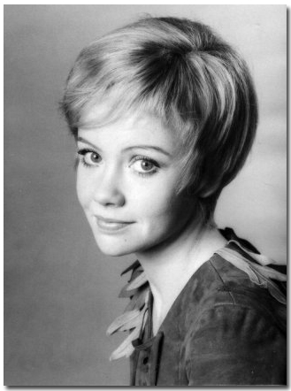 Promo photos of Hayley Mills