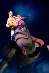Finding Nemo the Musical - Disney's Animal Kingdom (hyku) Tags: nemo disney musical wdw waltdisneyworld animalkingdom findingnemo dak
