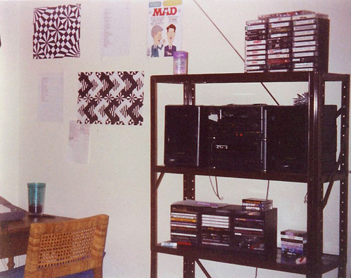 Past Perfect--shelves, early-1994