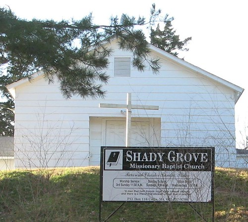 Shady Grove MB Church