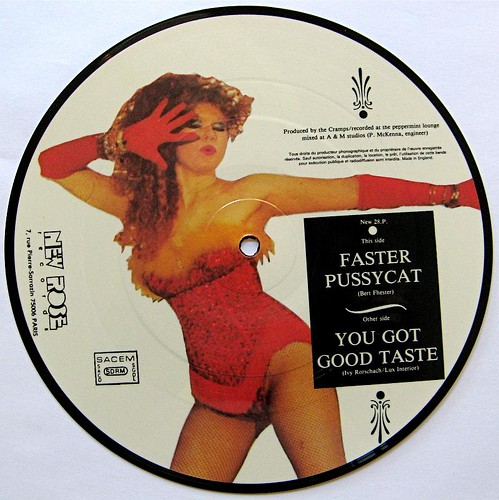 The Cramps: Faster Pussycat