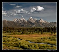 Digital Blending - A Tutorial (James Neeley) Tags: photoshop landscape james grandtetons tetons dri tutorial neeley megashot