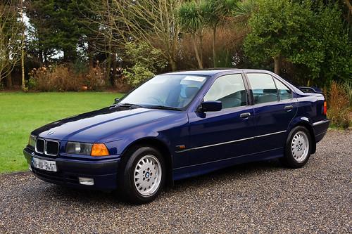 316 bmw. BMW 316i E36 front left