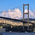 Istanbul: Bosphorus Bridge