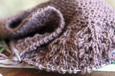 February Baby Sweater Yoke