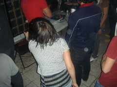 in the zone. (brendan gibson) Tags: arizona hot girl chica dancing babe chick hermosillo inthezone hermosillomexico