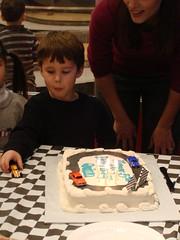 DSC02135 (CKeslar) Tags: birthday party quin racecarrs