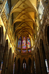St. Vitus Cathedral (ong zhiwei) Tags: castle st czech prague cathedral vitus hradany cczech