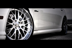Mercedes CLS63 on 360 Forged Mesh Ten (360 Forged) Tags: white mercedes nikon mesh florida miami 10 wheels sb600 360 63 mia ten d200 rims fla forged concave cls hre sb800 vossen hrewheels adv1 vossenwheels 360forged advanceone deepconcave adv1wheels adv05