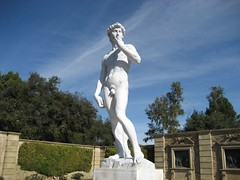 Exact reproduction of Michelangelo's David. (02/10/2008)