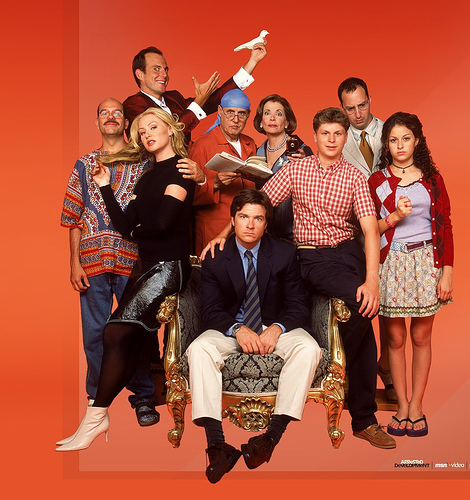 ARRESTED DEVELOPMENT 4