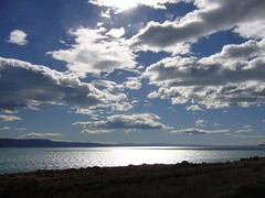 El Calafate - Galcier Moreno - lagune