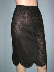 IMG_4654 (jade.empress) Tags: black vintage lace lingerie retro slip pinup bombshell slips halfslip