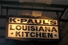 New Orleans - French Quarter: K-Paul