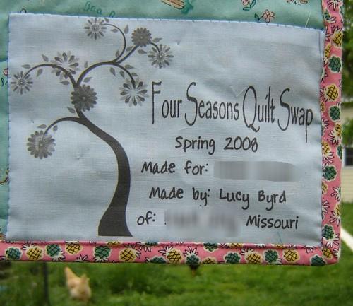 Spring Quilt 4