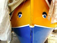 Malta, Marsaxlokk, fishermans boat (pho_kus) Tags: boat fisherman malta marsaxlokk