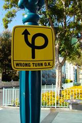 Wrong Turn O.K.