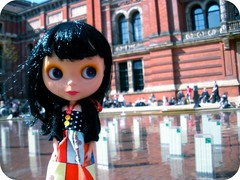 clem at the v&a