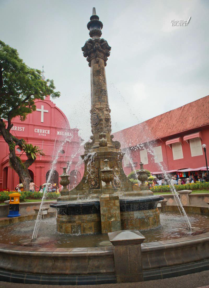 維多利亞女皇噴泉